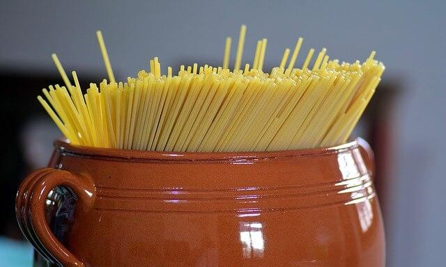 Marketing is like Pasta. Don't believe me?